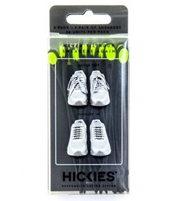 Hickies Elastic Shoelaces - Athletic Colors