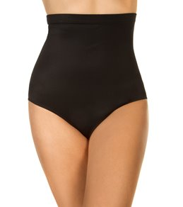 Miraclesuit Solid Super High Waist Bikini Bottom