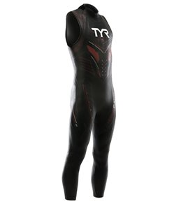 TYR Men's Hurricane Cat 5 Sleeveless Triathlon Wetsuit