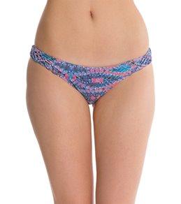 Quintsoul Super Drive Macrame Side Bikini Bottom