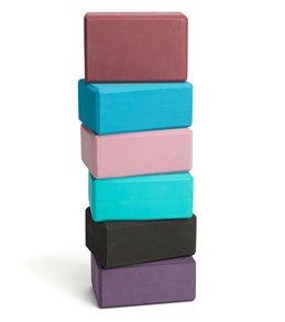 Everyday Yoga 4 Inch Foam Yoga Block 6c950e4fda