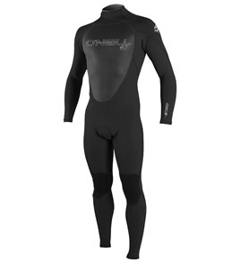O'Neill Men's 3/2MM Epic Back Zip Fullsuit Wetsuit