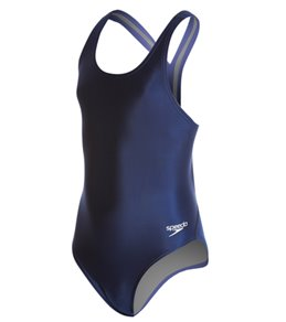 4464d713f7 Speedo Girls' Swimwear at SwimOutlet.com