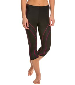 CW-X Women's PerformX 3/4 Running Tights