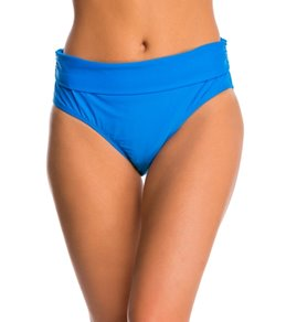 Jones New York Basic Core Fold Over Bikini Bottom