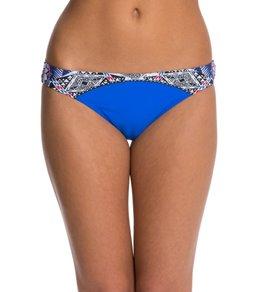 Red Carter Sun Goddess Basic Hipster Bikini Bottom