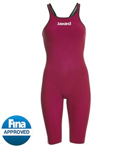 Jaked Jkatana Women's Open Back Tech Suit Swimsuit