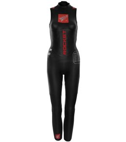 Rocket Science Sports Women's Latitude Sleeveless Tri Wetsuit