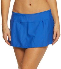 Prana Printed Sakti  Swim Skirt