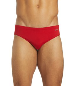 Sporti Poly Pro Solid Brief Swimsuit