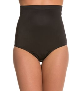 Magicsuit by Miraclesuit Solid High Waisted Bikini Bottom
