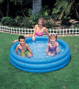 Intex Crystal Blue Pool