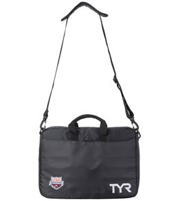 TYR USA Swimming Laptop Briefcase