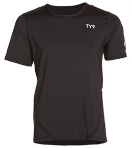 TYR USA Swimming All Elements Men's Running Tee