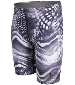 Illusions Activewear Galaxy Swim Youth All Over Jammer Swimsuit