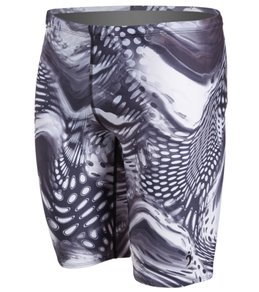 Illusions Activewear Galaxy Swim Men's All Over Jammer Swimsuit