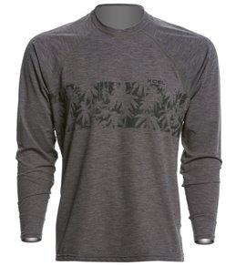 Xcel Men's Regatta Palm Tapa L/S Surf Shirt