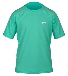 Xcel Girls' Alexa Short Sleeve Surf Shirt