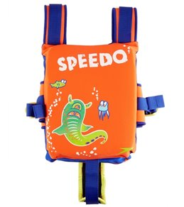 Speedo Boys' Learn To Swim Float Coach Swim Vest (2-4yrs)