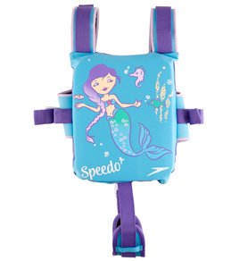 Speedo Girls' Learn To Swim Float Coach Swim Vest (2-4yrs)
