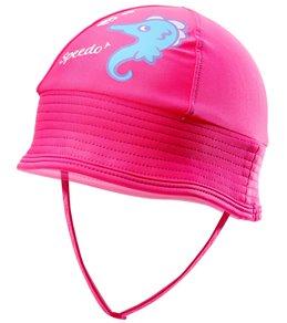 Speedo Girls' UV Bucket Hat (Infant-3yrs)