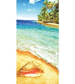 Dohler Lost Paradise Beach Towel 30 x 60