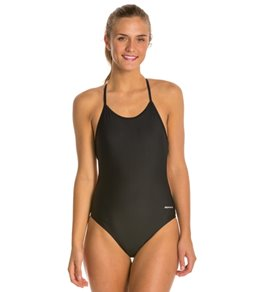 Sporti Active Tie Back One Piece Swimsuit