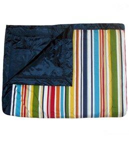 Tuffo Multi-Color Stripe Beach Blanket