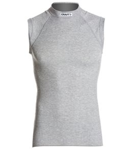 Craft Men's Active Crew Sleeveless Baselayer