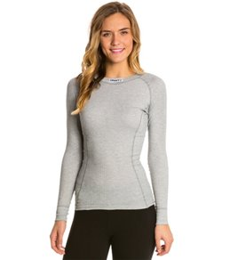 Craft Women's Active Crewneck Long Sleeve Baselayer