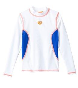 Arena Boys L/S Swim Shirt