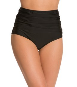 b5e4720393 Women s Missy High Waist Bikini Bottoms at SwimOutlet.com