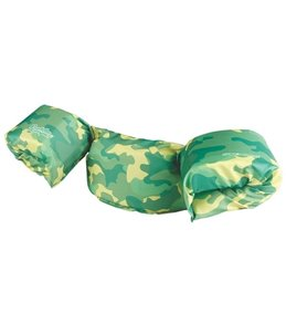Stearns Puddle Jumpers Deluxe Camo Kids USCG Life Jacket
