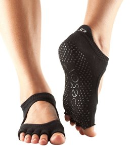 Toesox Bellarina Half-Toe Yoga Grip Socks