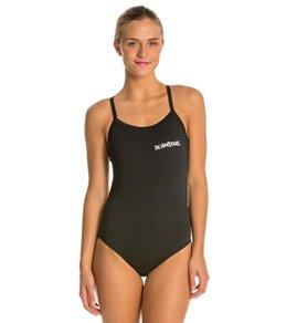 HARDCORESPORT Women's OG Cali Back One Piece Swimsuit