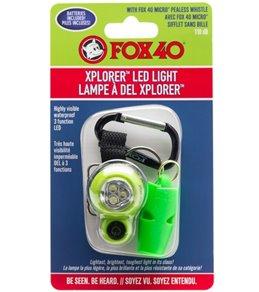 Fox 40 Lifeguardian LED Light with Fox 40 Micro