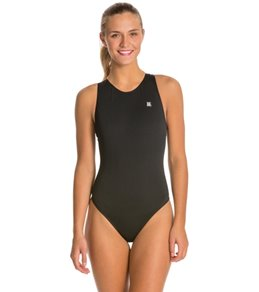 HARDCORESPORT Women's OG Water Polo One Piece Swimsuit