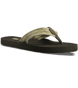 Teva Men's Mush II Canvas Flip Flop