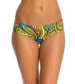 Triflare Women's Medallion Sport Bikini Bottom