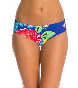Triflare Women's Race for the Roses Sport Bikini Bottom