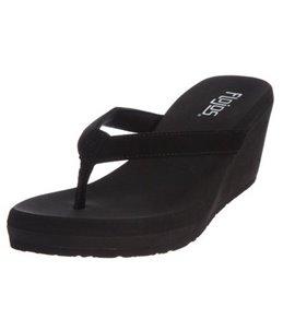 Flojos Women's Olivia Wedge Flip Flop