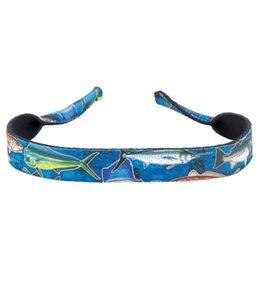 Croakies Fishing Print Floating Eyewear Retainer