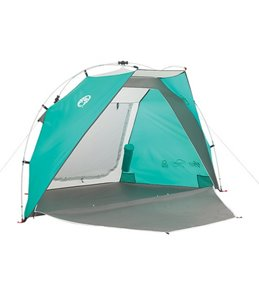 Coleman Hatteras Fast Pitch Beach Tent with Drink Sleeve