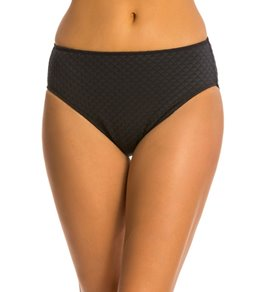 Gottex Diamond in the Rough High Waist Bikini Bottom