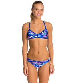 Dolfin Bellas Cross Back Bikini Set