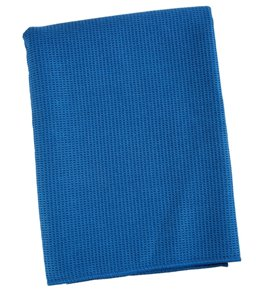 Everyday Yoga Waffle Grip Mat Towel