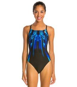 티어 여성 수영복 강습용 원피스 스윔수트 TYR Bravos Diamondfit One Piece Swimsuit