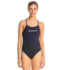 TYR LifeLifeguard Durafast Lite Crosscutfit One Piece Swimsuit
