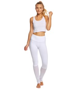 Bella + Canvas Poly-Cotton Yoga Crop Tank