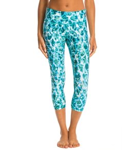 HARDCORESPORT Women's Mermaid Bam Crop Pant